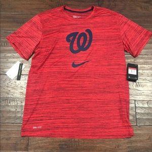Washington Nationals Performance T-shirt